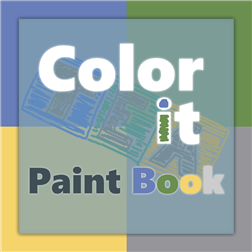 Color It - Paint Book